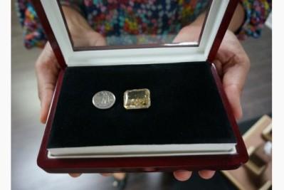 ritchies auctioneers yellow diamond